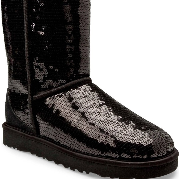 UGG Shoes   Classic Short Sparkle Uggs